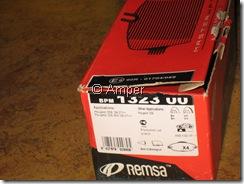 Тормозные диски Remsa Peugeot 308