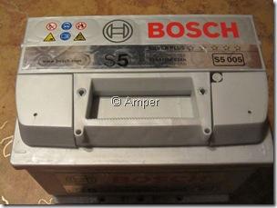 BOSCH S5 005 Silver Plus