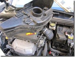 Резонатор впускного стракта Peugeot 308